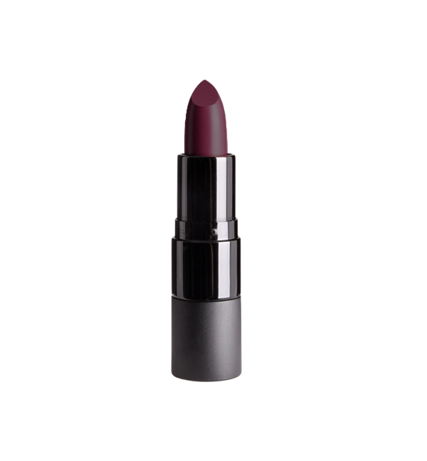 Lip Addict Creme' Lipstick -BLACKBERRY CHAMPAGNE