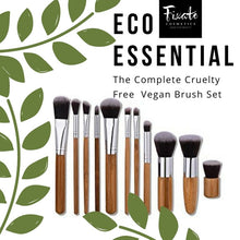 Eco- Essential 11 pc Brush Set