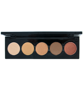 Makeup Mini Palette- SPICED LATTE