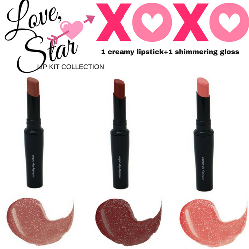 Love, Star  Lip Kit (3 Choices)