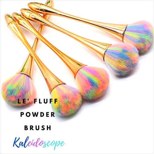 LE FLUFF- POWDER MAKEUP BRUSH