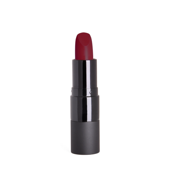 Lip Addict Semi-Matte Lipstick-Uptown Red