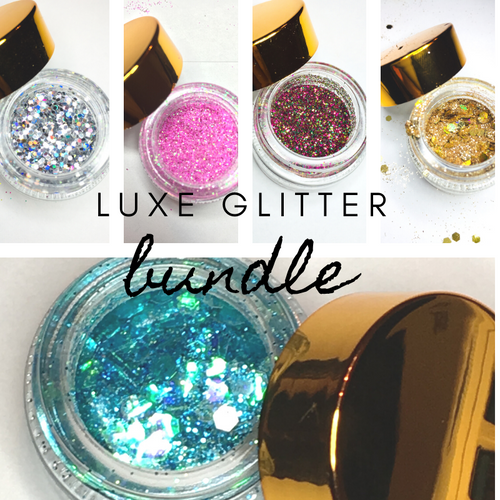 LUXE GLITTER BUNDLE SET