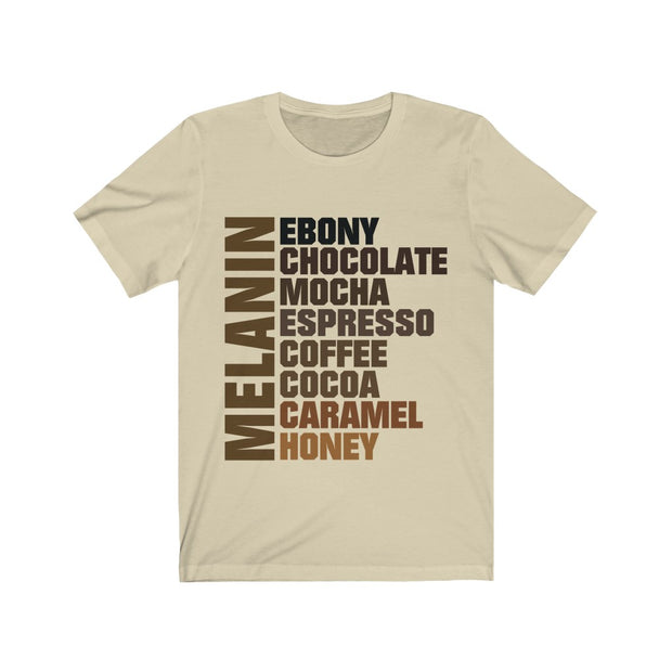 Melanin Definition T shirt, Black Pride T shirt, Black Culture T shirt - Coils and Glory Shop
