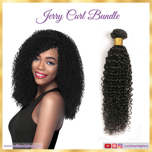 jerry curl weave