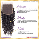 jerry curl bundle closure