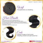 body wave weave