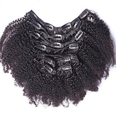 4c Kinky Natural Hair Extensions For Black Hair