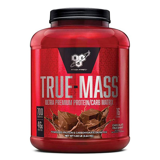 BSN True Mass protein mass gainer Chocolate Milkshake