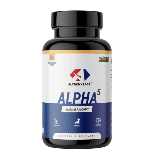 Alchemy Labs Alpha 5, 60 Capsules