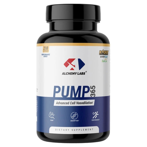 Alchemy Labs Pump 365, 210 Capsules