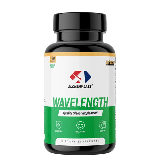 Alchemy Labs Wavelength, 120 Capsules