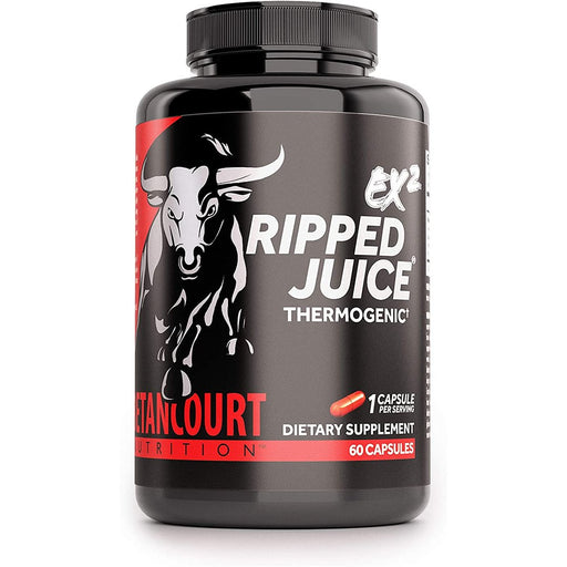 Betancourt Nutrition Ripped Juice EX2, 60 Capsules