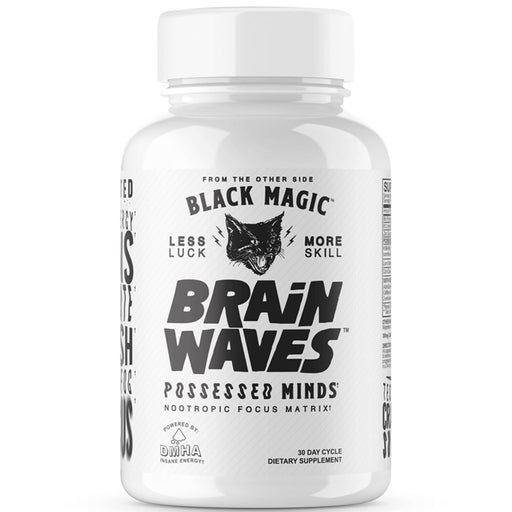Black Magic Supply Brain Waves Nootropic Focus Matrix - 30 Servings