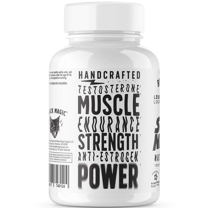 Black Magic Supply Super Natty Premium Testosterone Booster