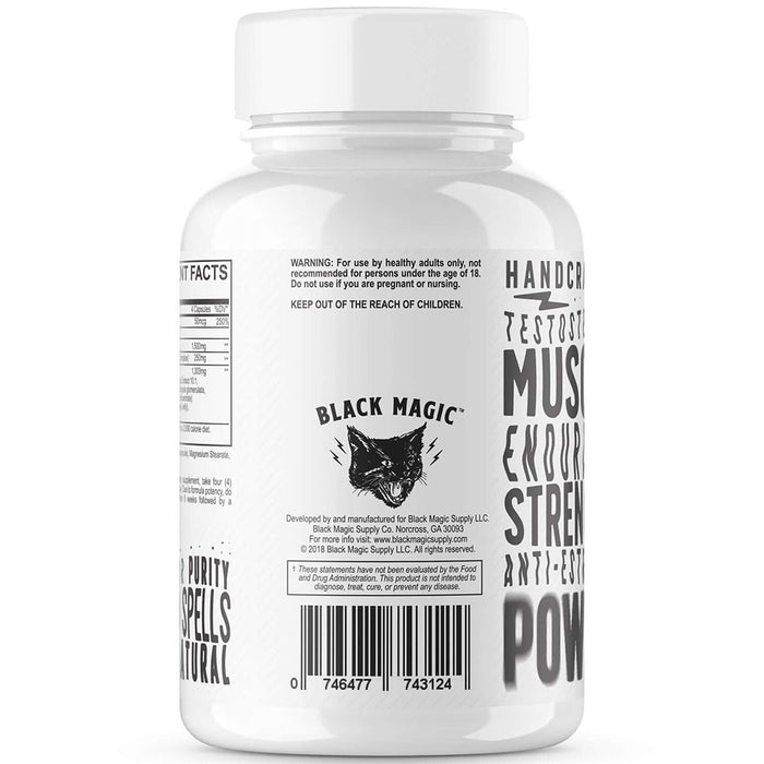 Black Magic Supply Super Natty