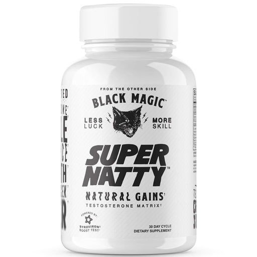 Black Magic Supply Super Natty Premium Testosterone Boosting Support