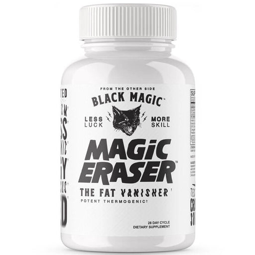 Black Magic Supply Magic Eraser Potent Thermogenic Fat Burner - 28 Servings