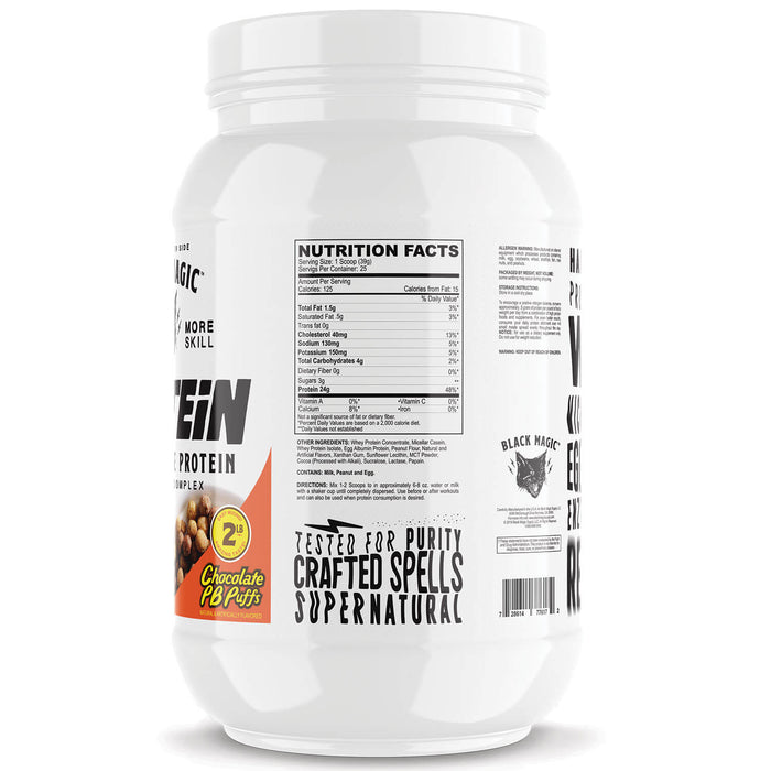 Black Magic Supply Multi-Source Protein