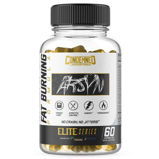 Condemned Labz Arsyn Strong Thermogenic Fat Burner - 30 Servings