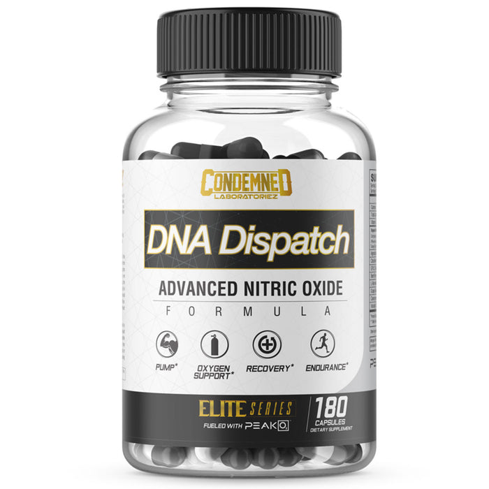 Condemned Labz DNA Dispatch Nitric Oxide Booster Pre-Workout
