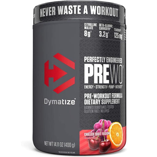 Dymatize Pre W.O. - Chilled Fruit Fusion