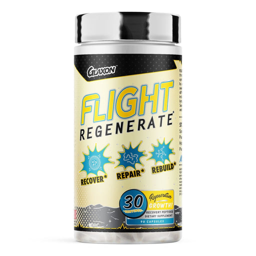 Glaxon Flight Regenerate - Best Recovery and Muscle Building Supplement