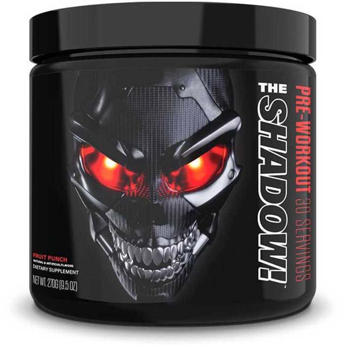 JNX Sports The Shadow High Stim Pre-Workout, 30 Servings - Fruit Punch