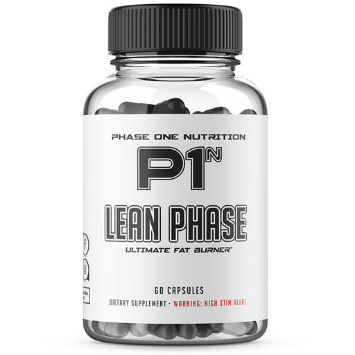 Phase One Nutrition Lean Phase - 60 Capsules