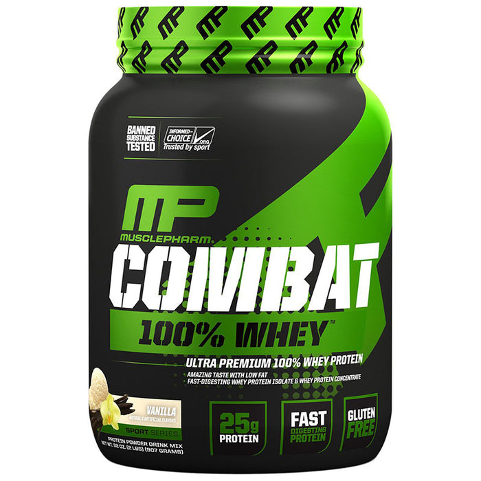 MusclePharm Combat 100% Whey