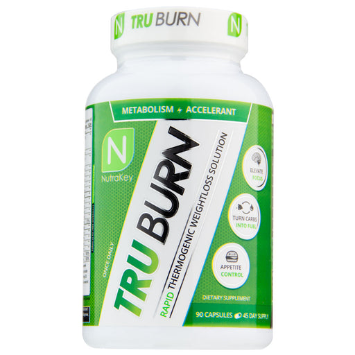 Nutrakey TRU Burn Thermogenic Weight Loss