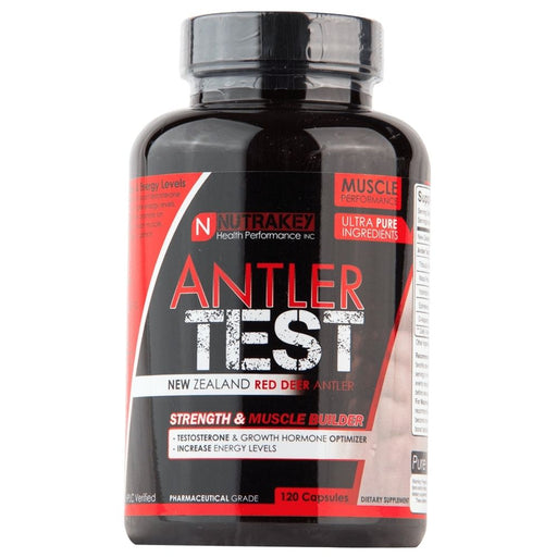 NutraKey Antler Test - Test Booster - 30 Servings