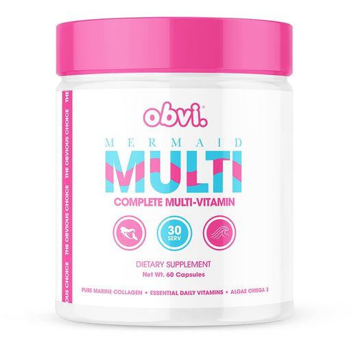 Obvi Mermaid Multi, 30 Servings