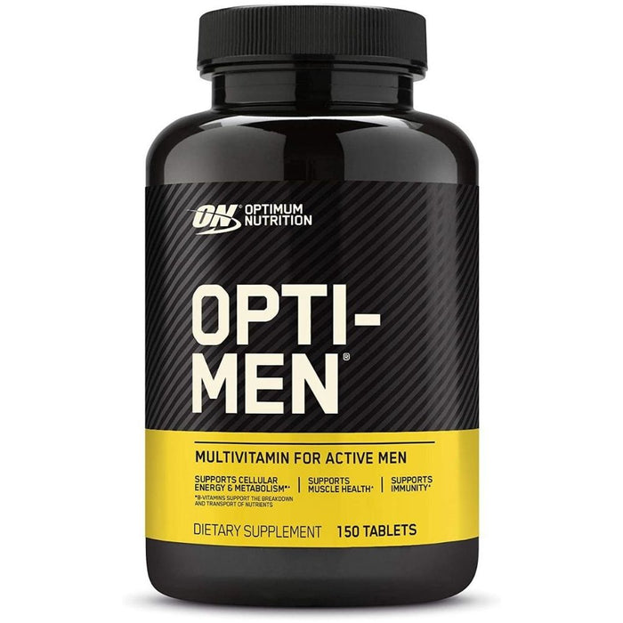 Optimum Nutrition Opti-Men Multivitamin - 150 Capsules
