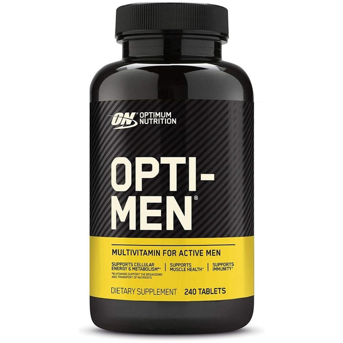Optimum Nutrition Opti-Men Multivitamin - 240 Capsules
