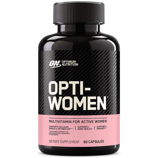 Optimum Nutrition Opti-Women - 60 Capsules