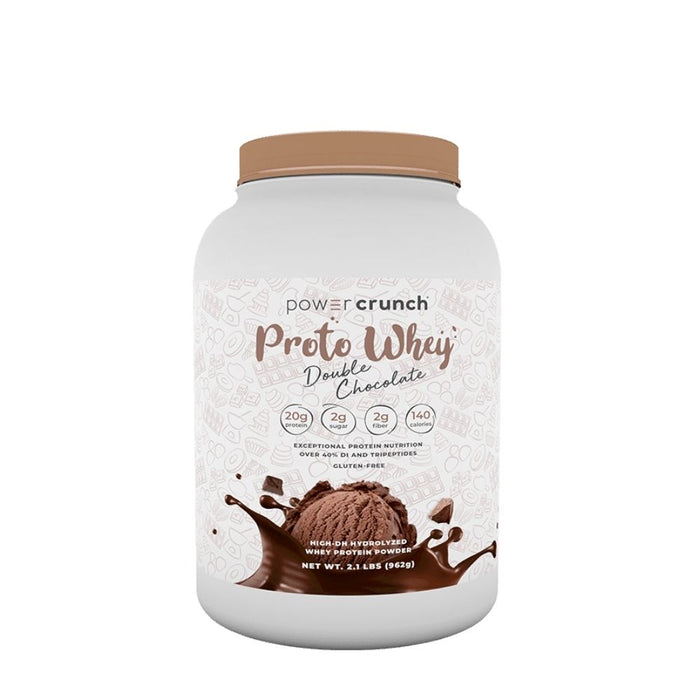 Power Crunch Proto Whey, 26 Servings - Double Chocolate