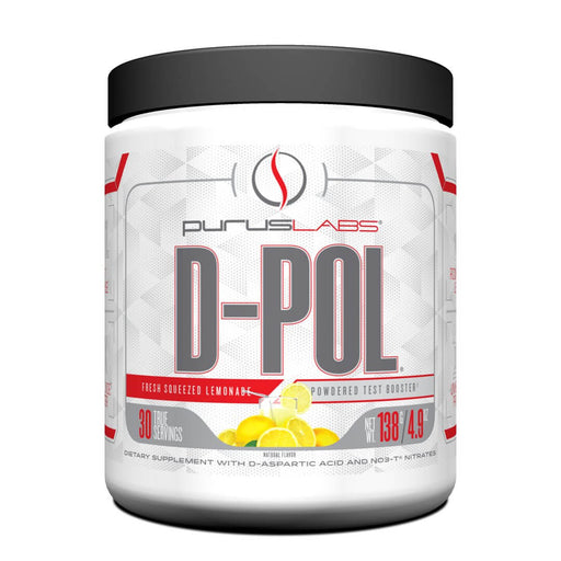 Purus Labs D-Pol Powder Freshly Squeezed Lemonade - 30 Servings