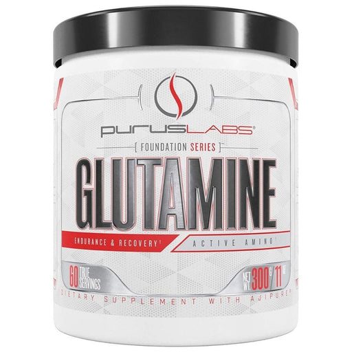 Purus Labs Foundation Series Glutamine, 60 Servings Unflavored
