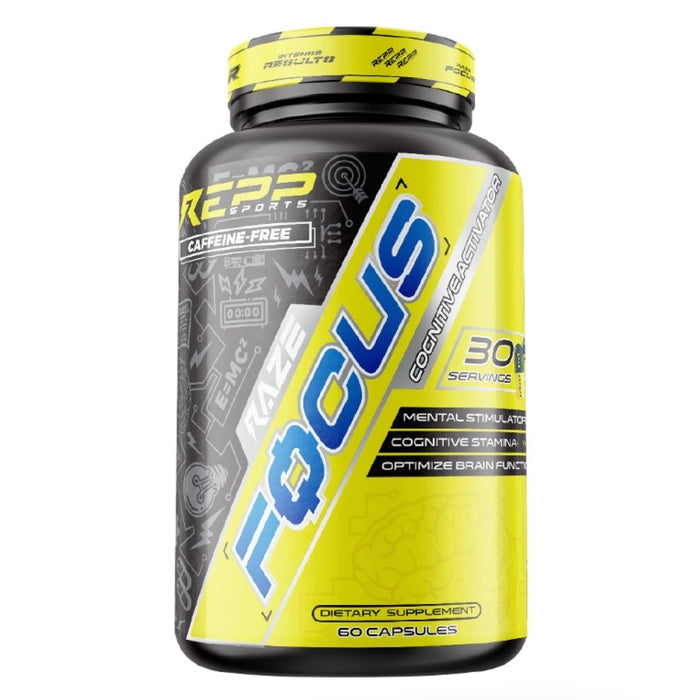 Repp Sports Raze Focus - 30 Servings