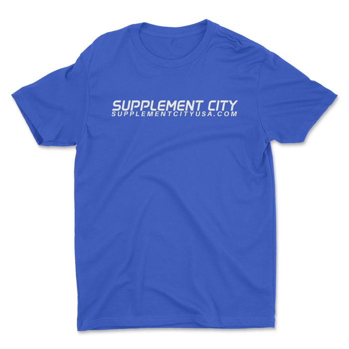Supplement City Logo Tee
