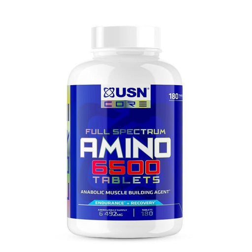 USN Amino 6500 BCAA - 60 Servings (180 Tablets)