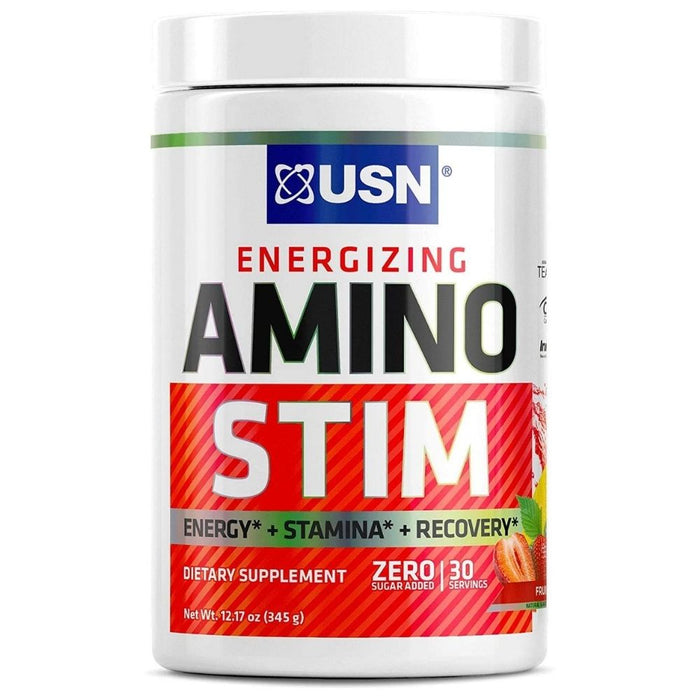 USN Amino Stim - Fruit Punch 30 Servings