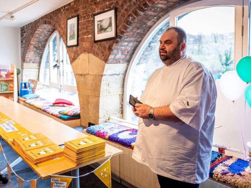 Tynemouth chef launches new children's cook book