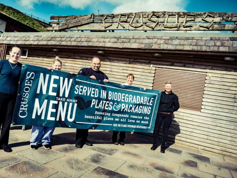 Tynemouth cafe undergoing major changes