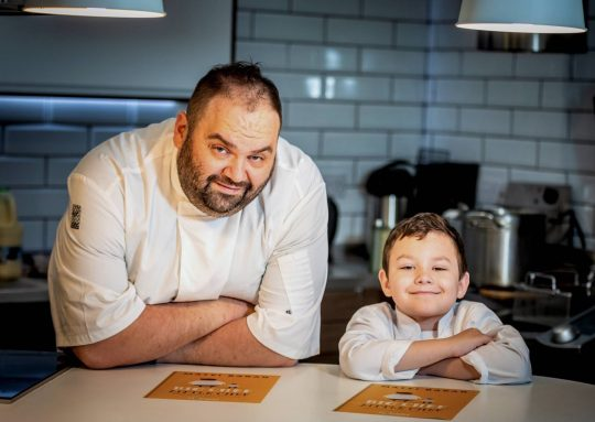 Little Chef threaten to sue dad over name of charity cook book