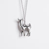 Le Benevolent Deer Necklace