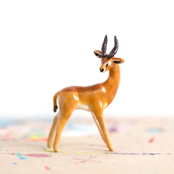 Le Beautifully Awkward Gerenuk Totem - Muses Collection