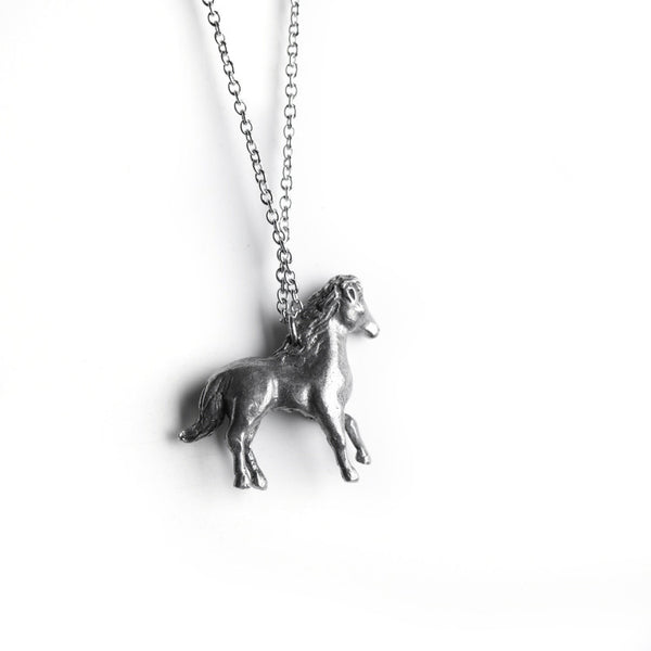Le Powerful Horse Necklace