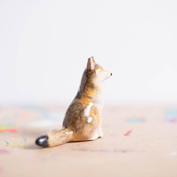 Le Mindful Kit Fox Totem - Muses Collection